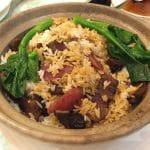 Les Marmites de riz 煲仔飯 cuites au feu de bois du Soeng Hei 尚囍