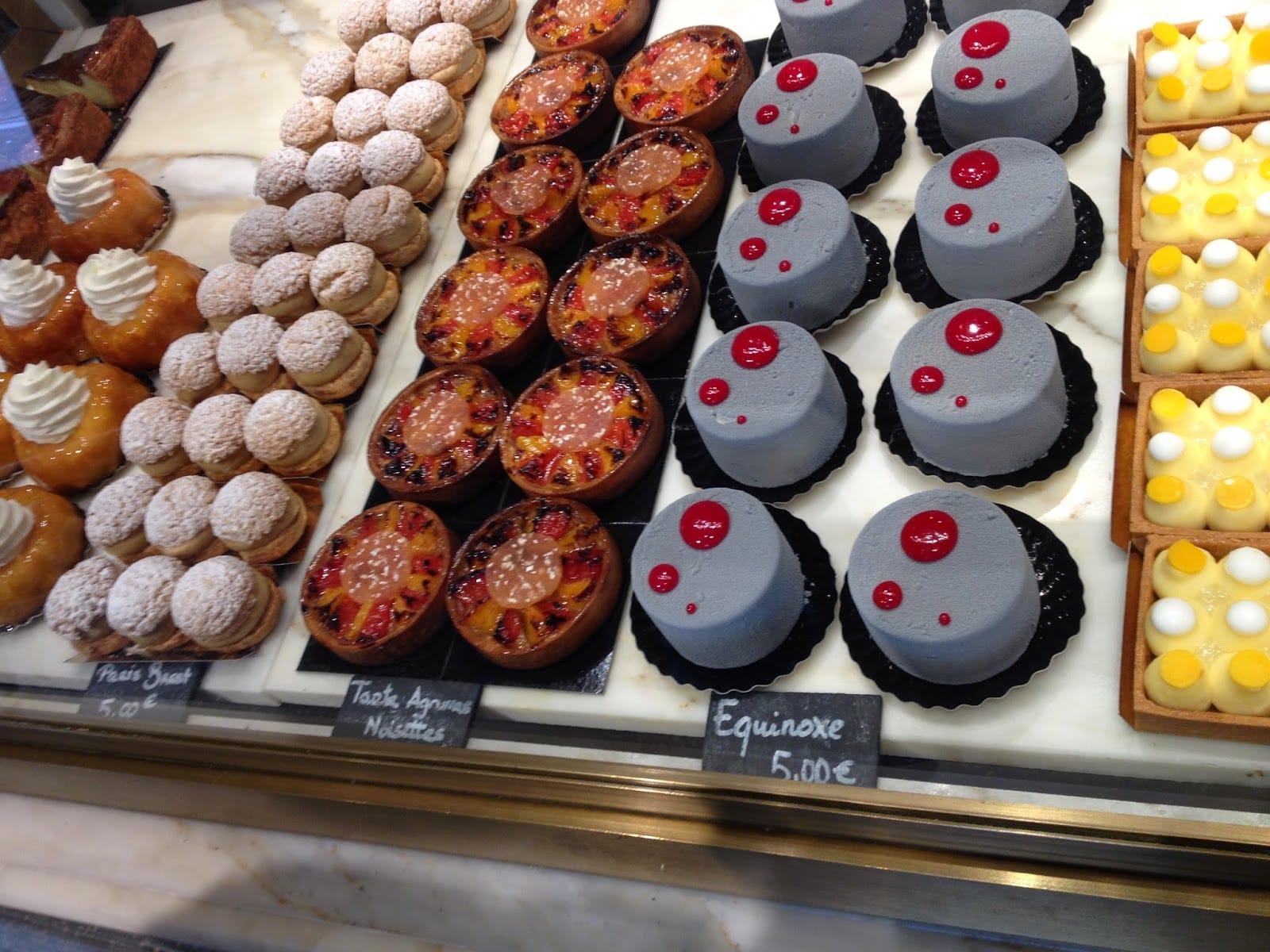Quelques Gâteaux à La Pâtisserie Cyril Lignac , Charliebirdy