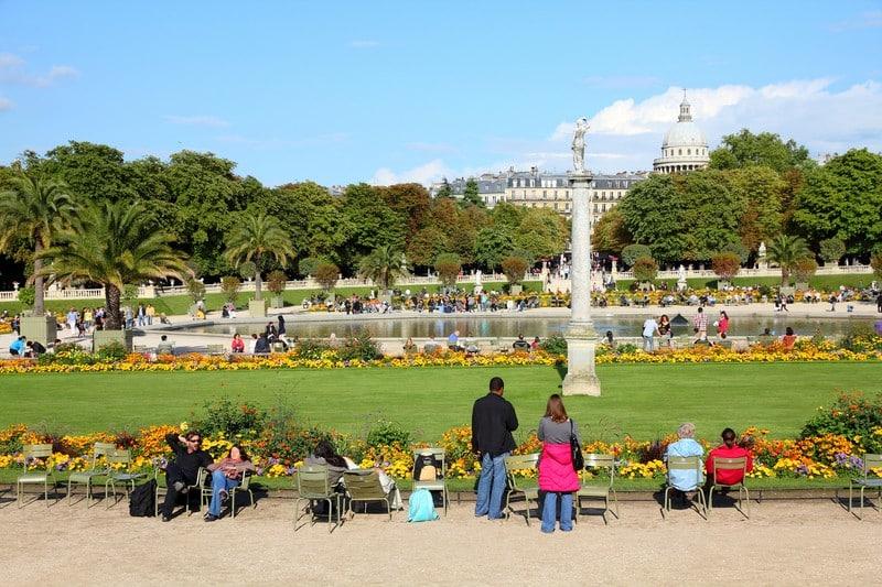 Les Tresors De La Reine Marie Au Jardin Du Luxembourg A Paris