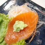 Salmon Party chez Sushi Fuku-Suke 鮨福助
