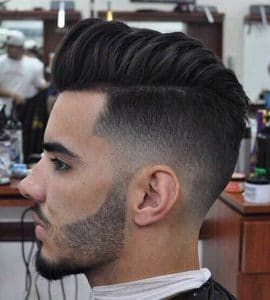 Coupe cheveux homme court 2019