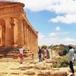 6 sites archéologiques méditerranéens