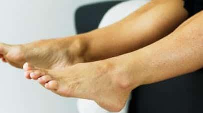 soins des pieds pour homme