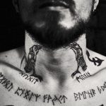 12 tatouages vikings et leur signification