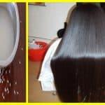 Qu'est-ce qu'un soin pour cheveux à l'eau de riz ?