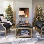 Une multitude d'accessoires pour créer une belle décoration de Noël