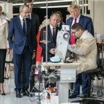 Du made in USA pour la marque Louis Vuitton
