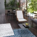 Comment aménager une terrasse au look design ?