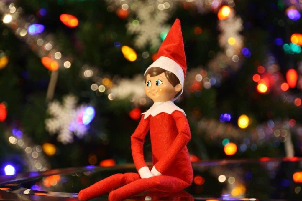 Placer un Elfe sur une étagère