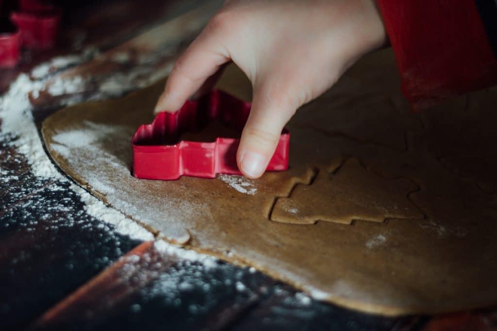 La recette de biscuits de Noël en pain d'épices