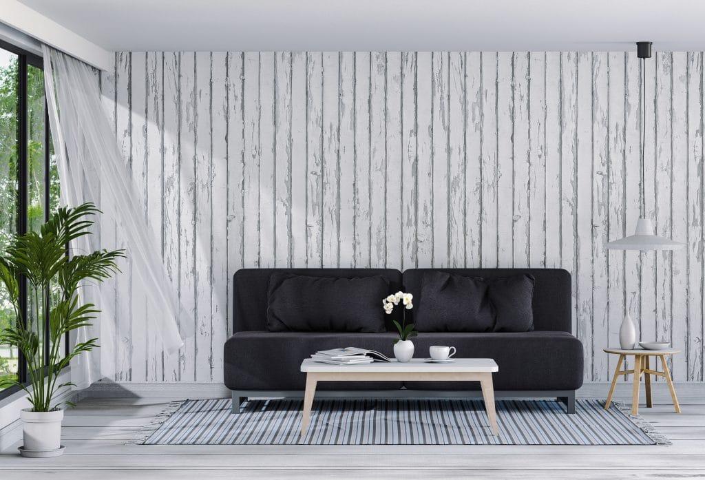Créer une ambiance dans la pièce avec du papier peint