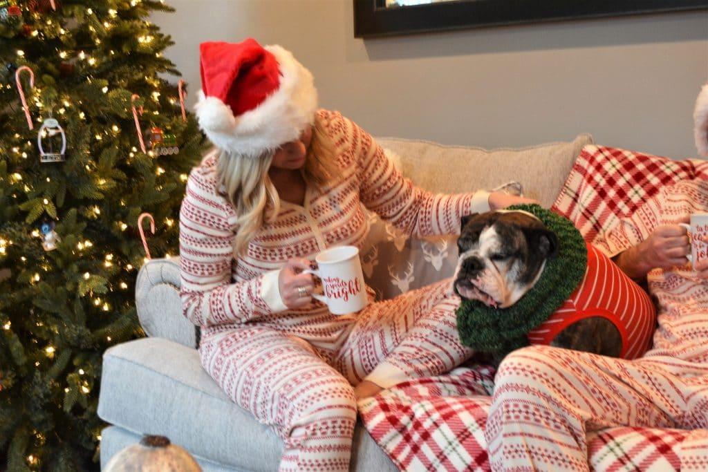 Les décorations de Noël à la maison