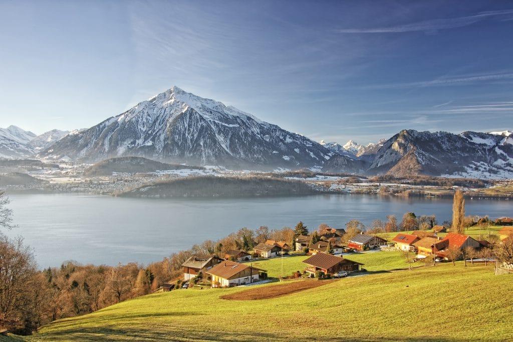 Combien coûte un voyage en Suisse?