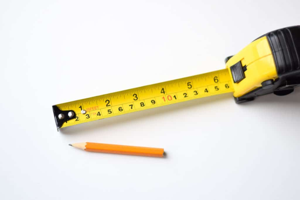 Un mètre
