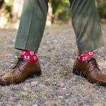 Comment porter des chaussettes originales ?