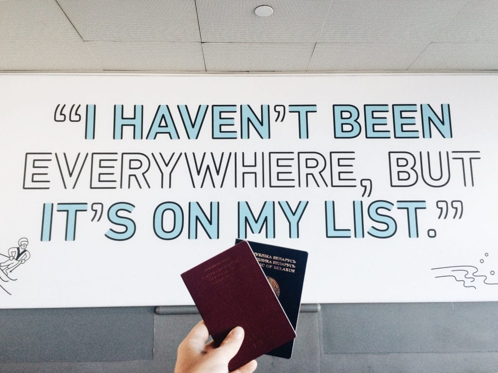 Les passeports
