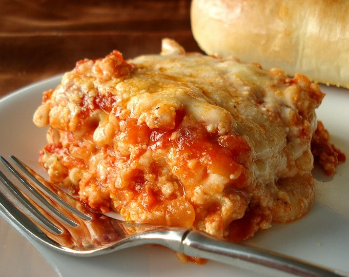 La lasagne