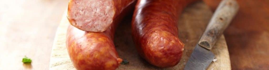 recette saucisse de montbéliard