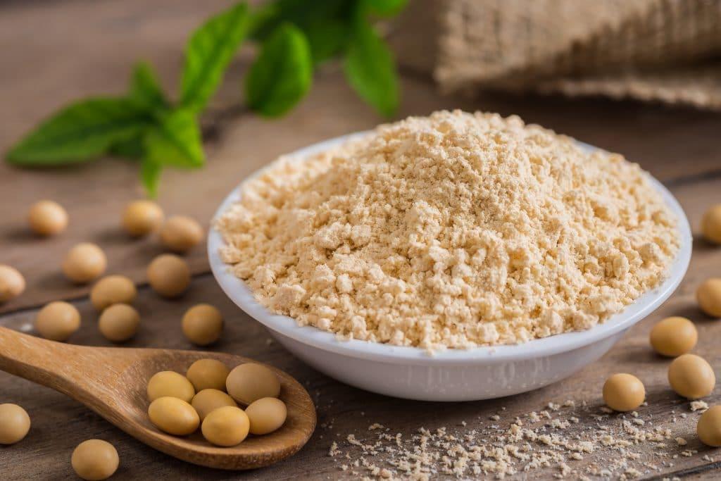 La protéine de soja