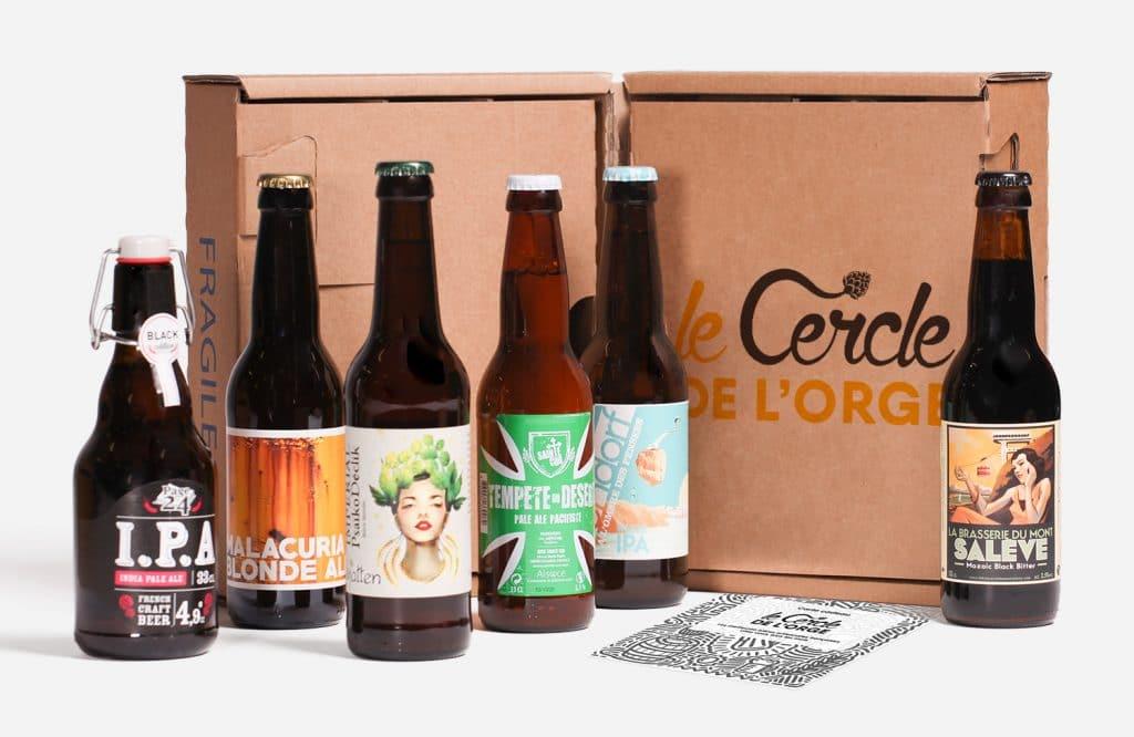 box de bière à offrir