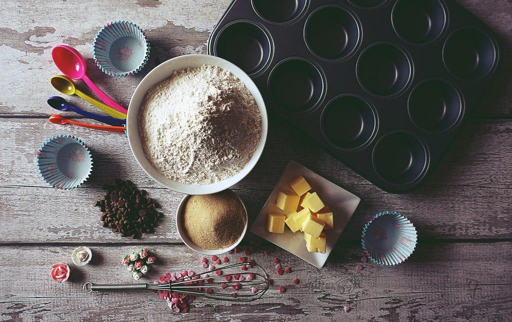 comment travailler farine sans gluten
