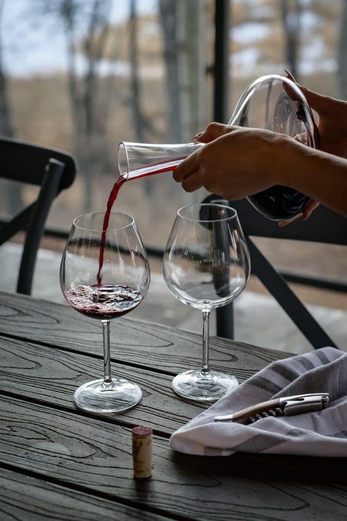 comment déguster vin