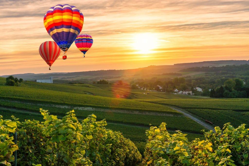 Comment s'habiller pour un vol en montgolfière ?