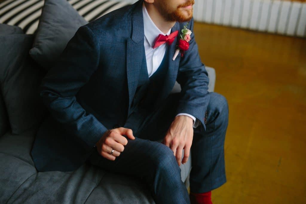 Choisir son costume de mariage en fonction de la saison