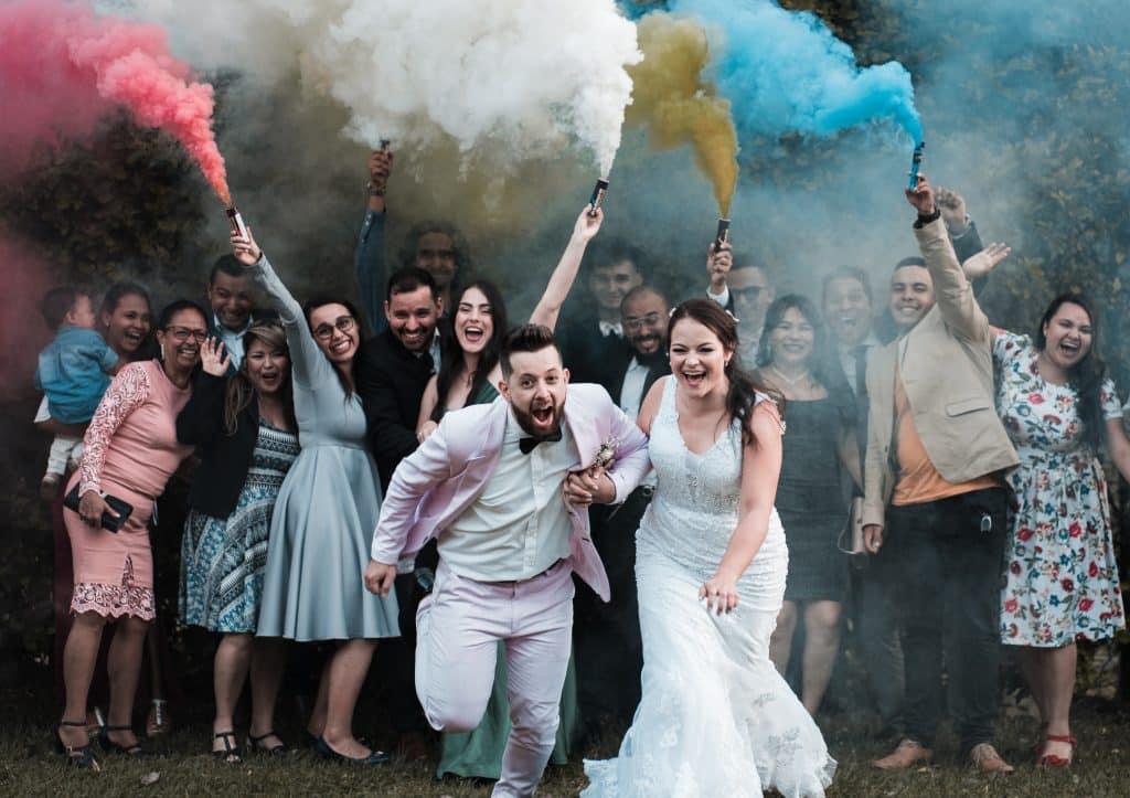 Quelques conseils pour une photo avec fumigènes réussie