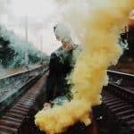 Comment faire des photos avec des fumigènes ?