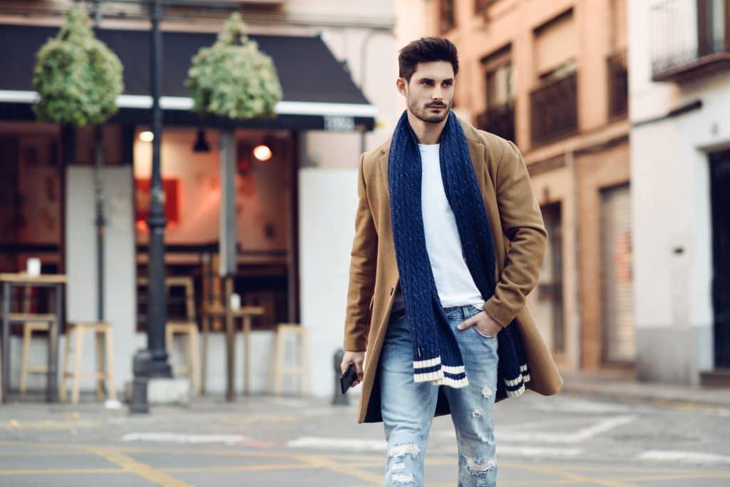 style vestimentaire masculin minimaliste