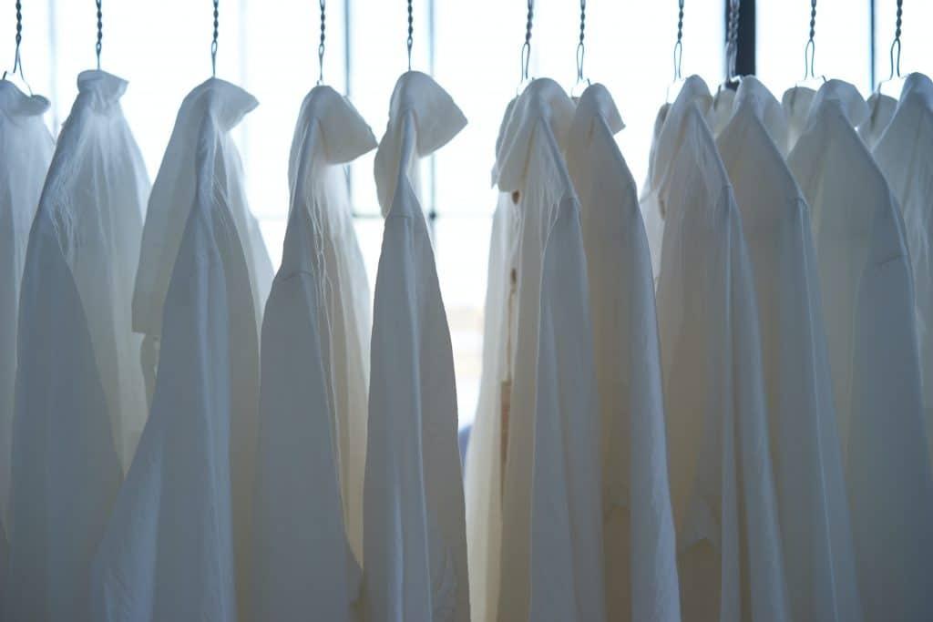 Quel grammage pour une chemise blanche ?